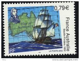 N° 3477  Australie France, Faciale 0,79 € - Neufs