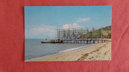 Fisherman's Nets Hung Out For Drying Penang ---- Ref 2485 - Malaysia