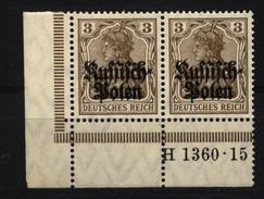 Deutsche Post In Polen,1,1360.15,xx - Besetzungen 1914-18