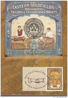 Australia-1993 Working Life,45c Clothing Trade  Maximum Card - Maximum Cards
