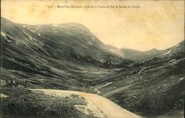 N°1912 QQQ LR 11 MASSIF DU GLANDON COL DE LA  CROIX DE FER ET ROUTE DU RIVIER - Autres Communes