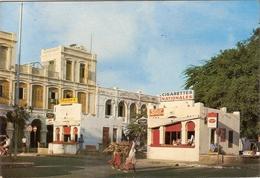 CP Djibouti Place Du 27 Juin Afrique - Gibuti