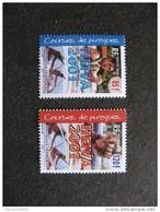 Polynésie: TB Paire N° 645 Et N° 646, Neufs XX. - Neufs