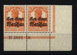 Deutsche Post In Polen,9b,3091.18,xx - Besetzungen 1914-18