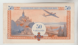 SIMILI BILLET FRANCE SCOUT DE FRANCE 50 VAILLANTS - France
