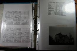 Chemin De Fer Tram Gare Reproductions De Cartes Postales, Copies De Documents, Coupures De Presse, Photos Originales... - Vieux Papiers