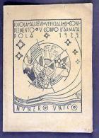 Militaria - Scuola Allievi Ufficiali V Corpo Armata Pola - Istria - Ed. 1929 - Militari