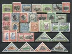 Mozanbique_Lote De Sellos De La Compañía De Mozambique. - Briefmarken