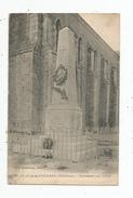 G-I-E , Cp , 56 , SAINT JEAN DE LA POTERIE , Monument Aux Morts , Vierge - Otros Municipios