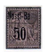 NOSSI-BE N°20 - Neuf * - Signé - Nossi-Bé (1889-1901)