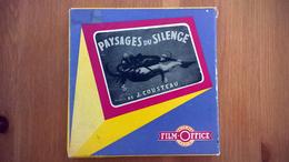 Film Office 8mm And 16mm - Paysages Du Silence De J.Cousteau - Autres Formats