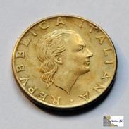 Italia - 200 Lire - 1978 - 1946-… : República