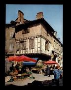46 - SAINT-CERE - Marché - Saint-Céré
