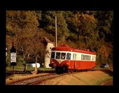 46 - SAINT-CIRQ-LAPOPIE - Autorail - Train - Saint-Cirq-Lapopie