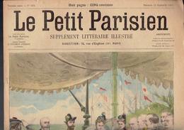 LE PETIT PARISIEN N° 659 Du 22 Septembre 1901 Dunkerque Tsar Nicolas II Cassini Loubet Mac-Kinley - Journaux - Quotidiens