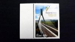Irland 1558 **/mnh, Vorsitz Irlands In Der Europäischen Union, Boyne-Brücke Bei Drogheda - 1949-... Repubblica D'Irlanda