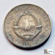 Yugoslavia- 10 Dinara - 1977 - Yugoslavia