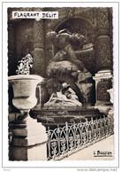 Cp N°  37 De  Louis  Buffier  -   Flagrant  Délit  -  Amour - Fotografie