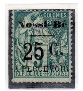 NOSSI-BE Taxe N°10 - Oblitéré - Used Stamps