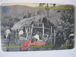 Télécarte Antigua Et Barbuda - Antigua And Barbuda