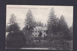 Chassey Les Montbozon (70) Le Chateau ( éditeur ?) - Autres Communes