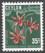 Ceylon. 1951-54 Definitives, 35c (Type I) MNH. SG 423 - Sri Lanka (Ceylon) (1948-...)