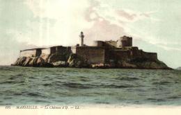 A 4335 - Marseille (13) Le Chateau D'If - Château D'If, Frioul, Iles ...