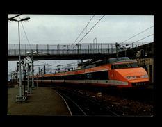 49 - ANGERS - Train - TGV - Angers