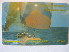 Télécarte Antigua Et Barbuda