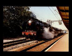 49 - ANGERS - Train - Locomotive - Angers
