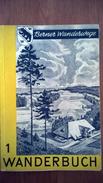 1 Wanderbuch - Berner Wanderwege - 1945 -  Suisse - Schweiz - Culture