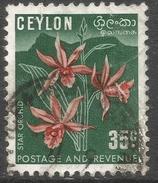 Ceylon. 1951-54 Definitives, 35c (Type I) Used. SG 423 - Sri Lanka (Ceylon) (1948-...)