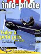 Info-Pilote N°631 - Aviation