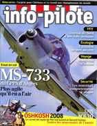 Info-Pilote N°630 - Aviation