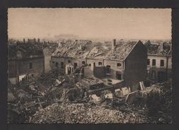 CPSM Gf. Dép.62. LENS DÉVASTÉE (18 Juin - 11 Aout 1944) . Perception Et Immeubles, Rue Spriet . - Lens
