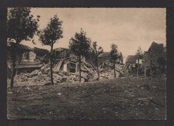 CPSM Gf. Dép.62. LENS DÉVASTÉE (18 Juin - 11 Aout 1944) . Place De La République (côté Ouest) . - Lens