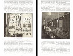 L'ORGANISATION DES BUREAUX TELEPHONIQUE DE PARIS 1907 - Téléphonie