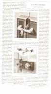 LES VERROUS PORTATIFS  1886 - Technical