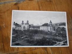 Praha Wilsonovo Nadrazi 1947 - Czech Republic