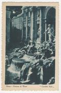 Lazio      Roma    Fontana Di Trevi - Fontana Di Trevi