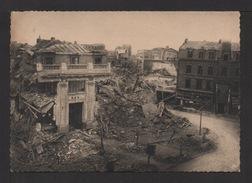 CPSM Gf. Dép.62. LENS DÉVASTÉE (18 Juin - 11 Aout 1944) . Place Jean Jaurès Et Rue De Paris . - Lens