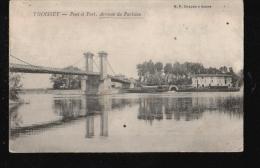 A864 THOISSEY ...ARRIVEE DU PARISIEN - France