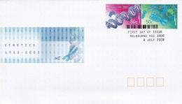 Australia FDC 2003 Genetics (C102PA)