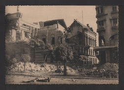 CPSM Gf. Dép.62. LENS DÉVASTÉE (18 Juin - 11 Aout 1944) . Mairie . - Lens