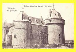 * Rochefort (Namur - La Wallonie) * (Nels, Série 8, Nr 42) Chateau Féodal De Lavaux Ste Anne, Kasteel, Castle - Rochefort