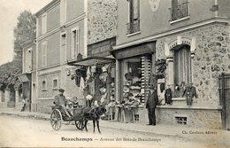 95 BEAUCHAMP - AVENUE DES BOIS DE BEAUCHAMPS - AU GOUT MODERNE - Beauchamp