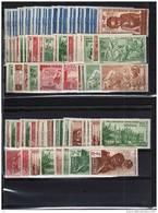 Serie Protection De L´Enfance Indigène Et Quinzaine Imperial Luxe ** - 1942 Protection De L'Enfance Indigène & Quinzaine Impériale (PEIQI)