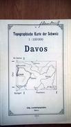 Davos 1914 -  Suisse - Schweiz - Culture