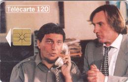 TELECARTE - Telephone Et Cinema - 120 Unites - Cinéma