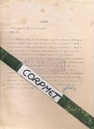 FRANCE - OCCUPÉE PAR LES NAZIS - EXTRAIT Du FS LYON 1943 - TRAFIQUER CLANDESTINEMENT DES JUIFS En SUISSE - JUDAICA - Historical Documents